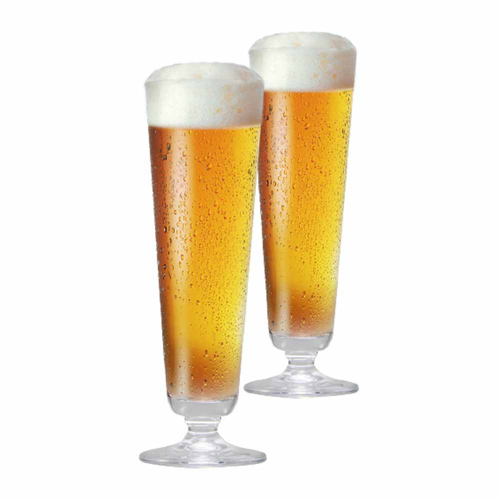 Taça de Cerveja de Cristal Prestige P 325ml 2 Pcs