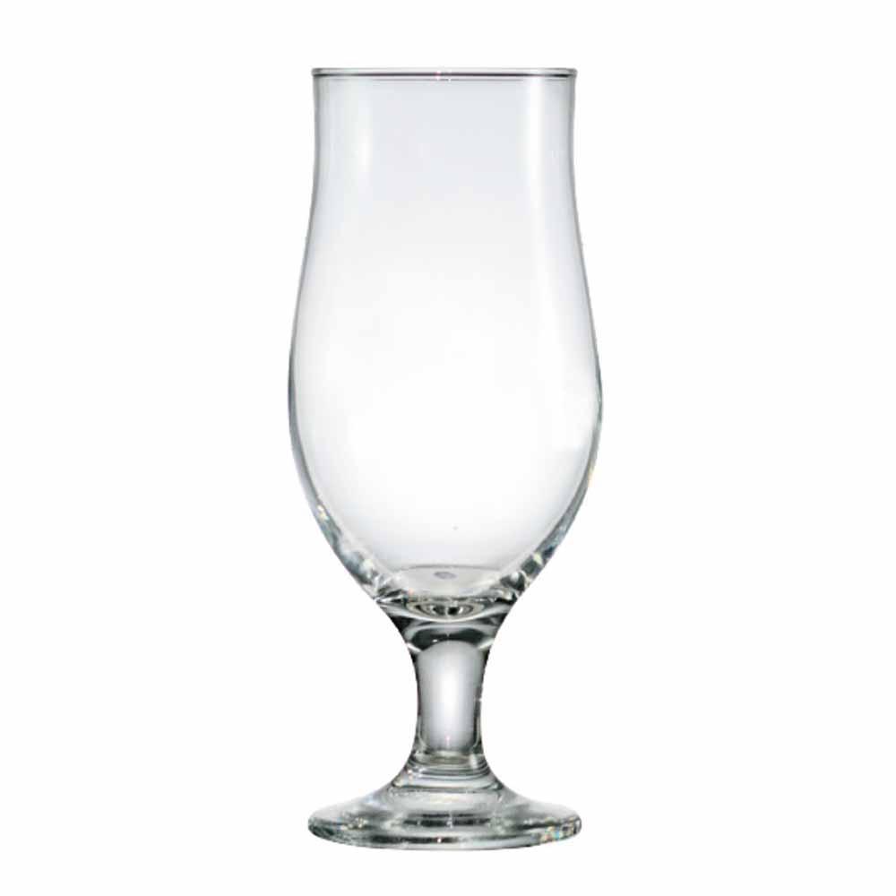 Taça de Cerveja de Vidro Royal Beer Vidro 330ml 4 Pcs