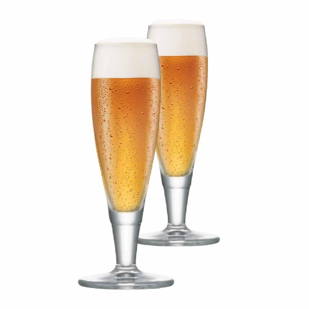 Taça de Cerveja de Cristal Sokata P 265ml 2 Pcs