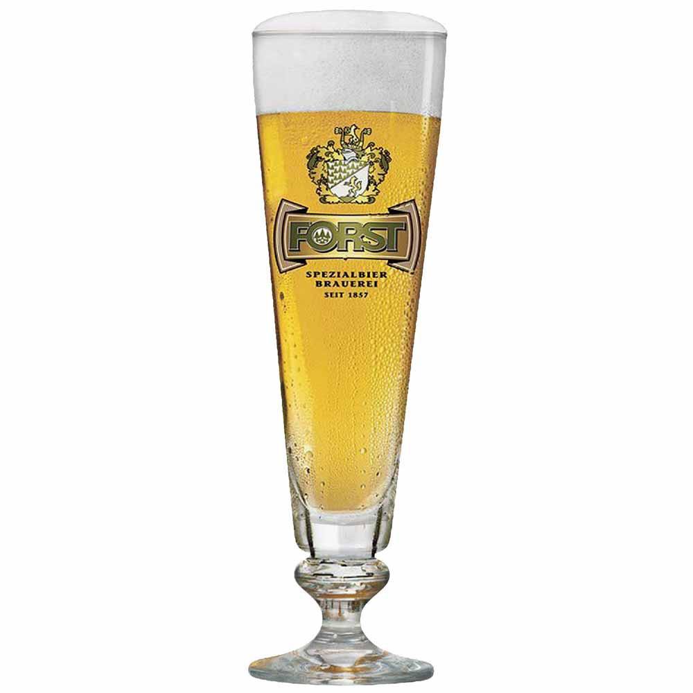 Jogo de Taças de Cerveja Tulipa Meran 0,4 Cristal 500ml