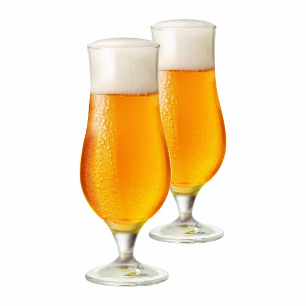 Taça de Cerveja de Cristal Warst 340ml 2 Pcs