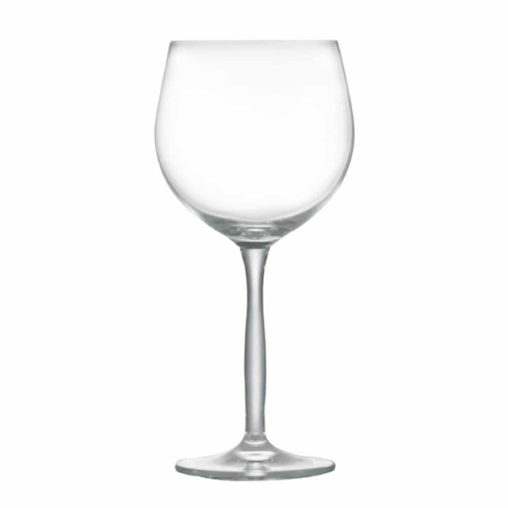 Taça de Vinho Branco de Cristal Bordeaux Branco 380ml 2 Pcs