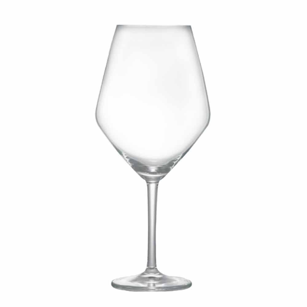 Jogo de Taças de Vinho Tinto Elegance Cristal 775ml 2 Pcs