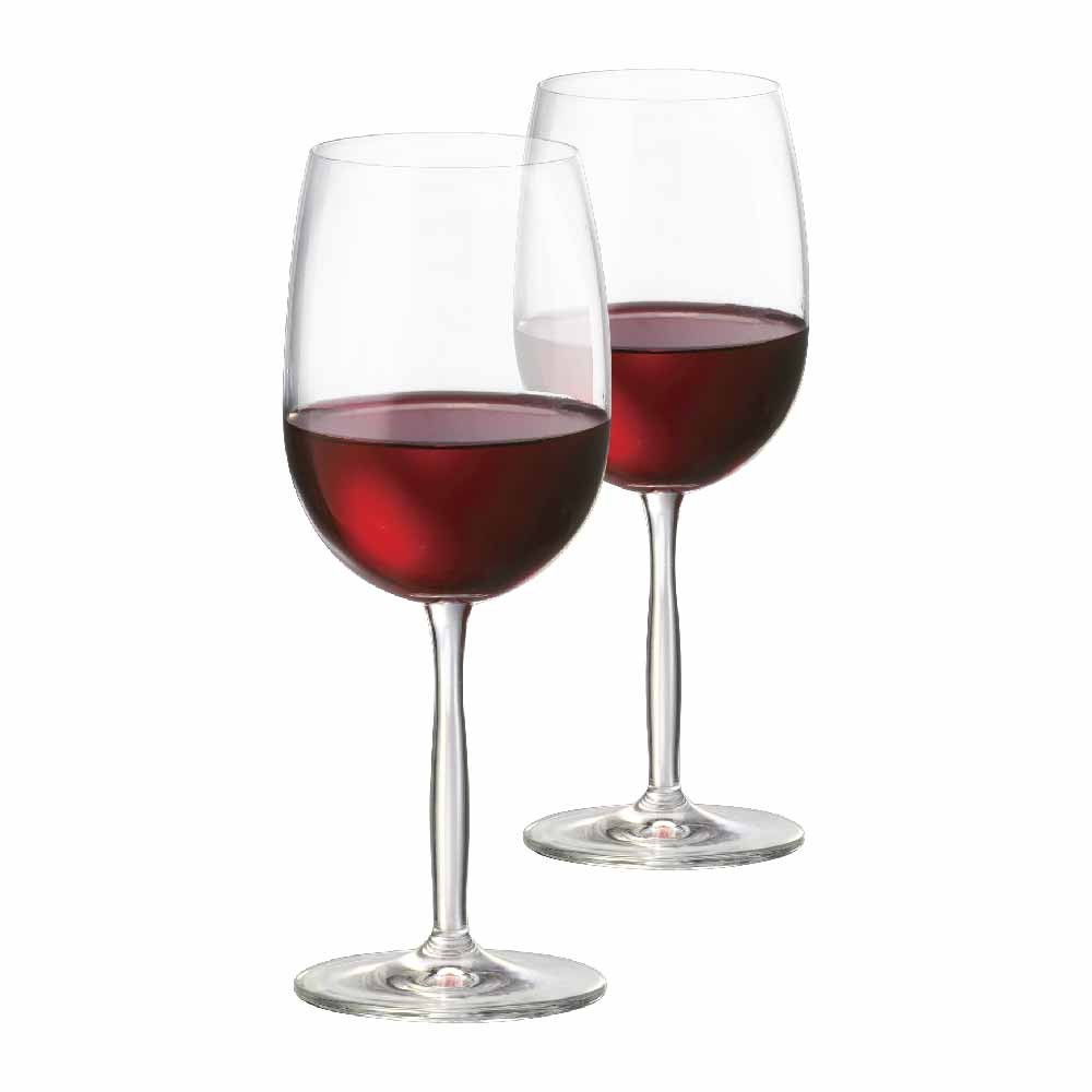 Jogo de Taças de Vinho Tinto Ritz Cristal 485ml 2 Pcs