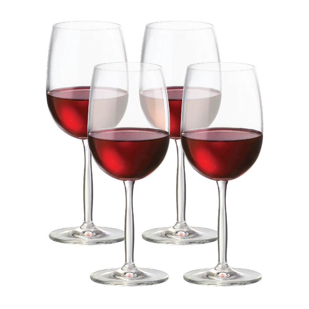 Taça de Vinho Tinto de Cristal Ritz 485ml 4 Pcs