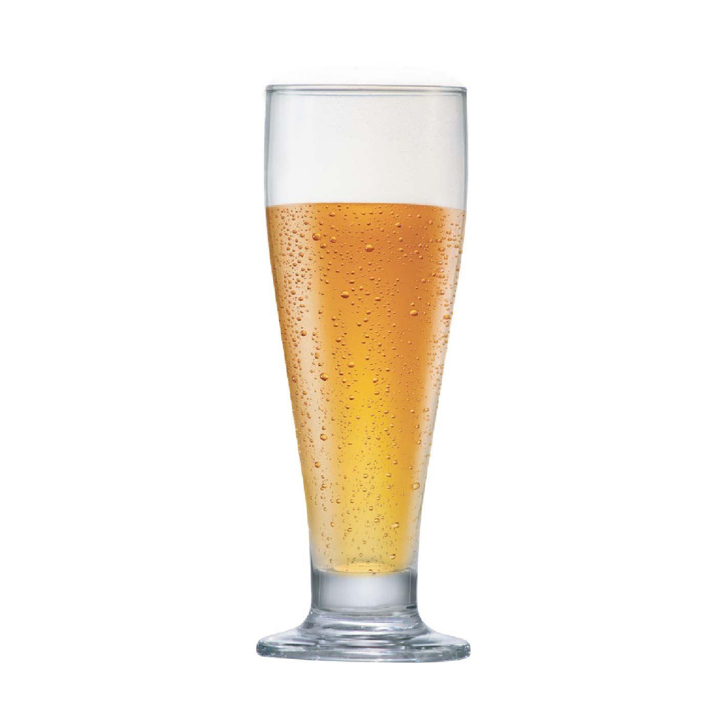 Jogo de Taças para Cerveja Frases Rótulo Tulipa 300ml 2 Pcs