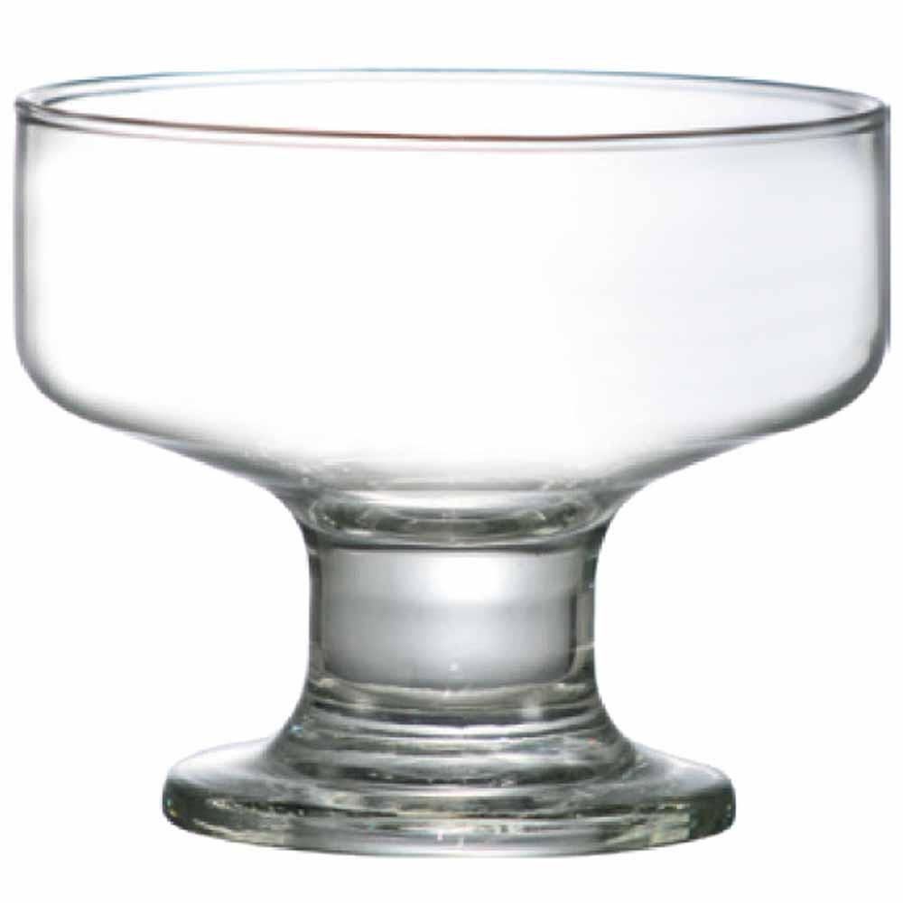 Jogo de Taças Sobremesa Curaçao Vidro 260ml 6 Pcs