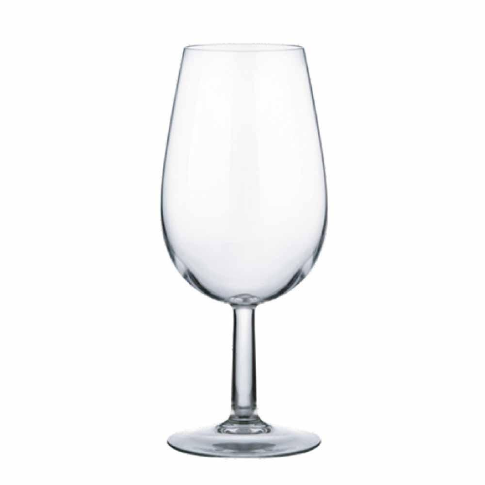 Taça de Vinho Bourbon de Vidro Degustação 210ml 12 Pcs
