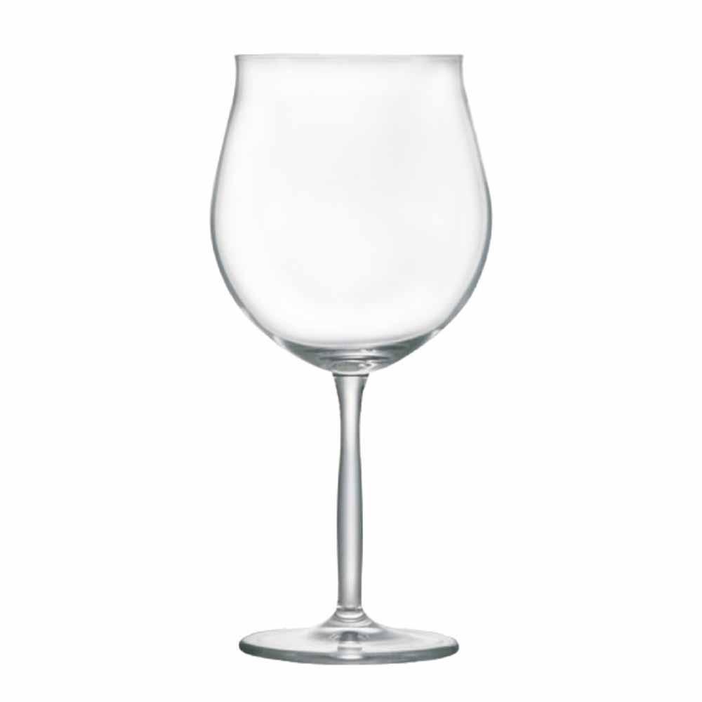 Taça de Vinho Tinto Bordeaux de Cristal Bordeaux Gran 675ml 2 Pcs