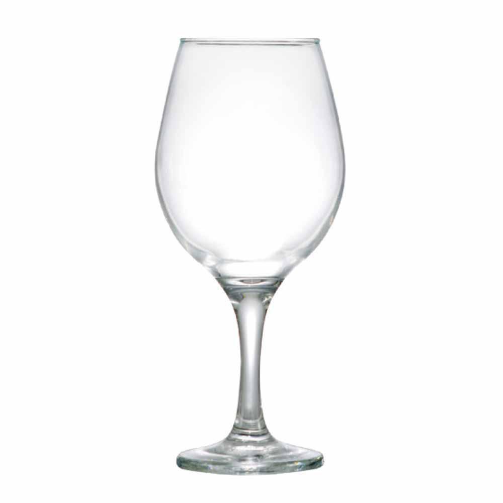 Taça de Vinho Tinto de Vidro One 600ml 12 Pcs