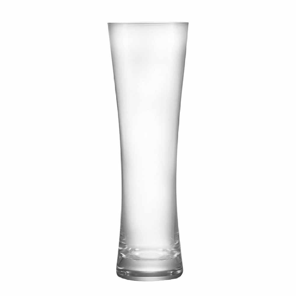 Copo de Cerveja de Cristal Blanc M 390ml 6 Pcs