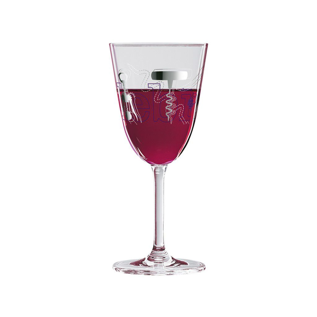 Taça de Vinho Ritzenhoff Redwine Glass  Alena St. James 2011