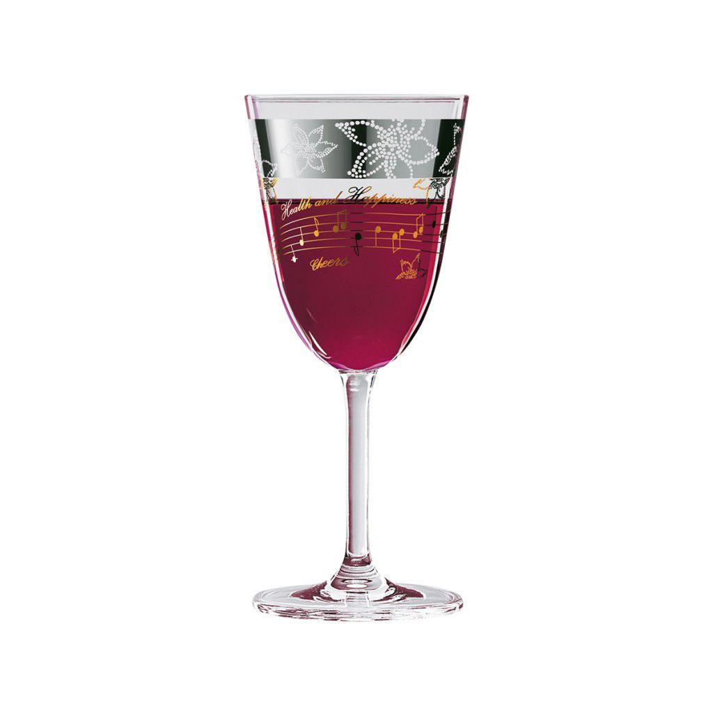 Taça de Vinho Tinto Ritzenhoff Redwine Glass Cristina Toscanini 2011