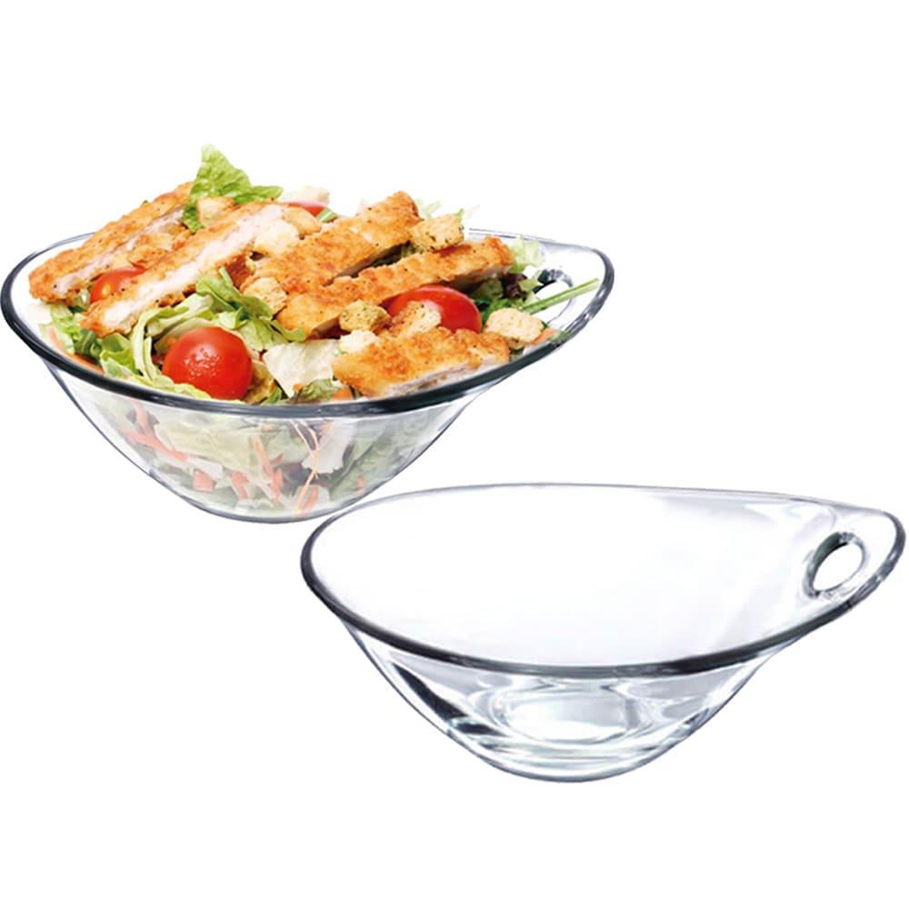 Saladeira de Vidro Parma P 2 pcs