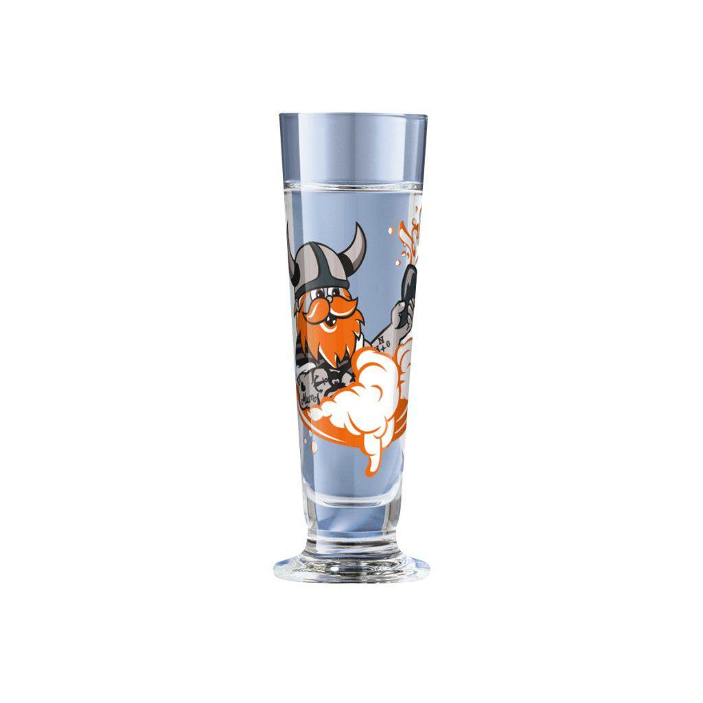 Taça de Schnapps Cristal Ritzenhoff Glass Frank Keller 2012 40ml