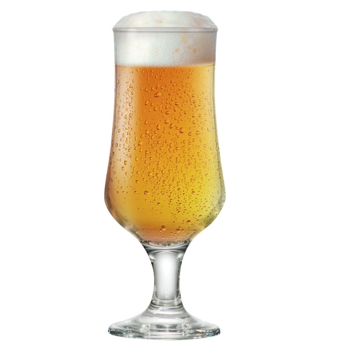 Taça Barcelona G Cerveja - 24 Peças