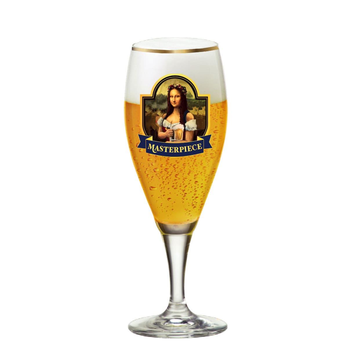 Taça de Cerveja de Cristal MasterPiece Gourmet Crystal P 320ml