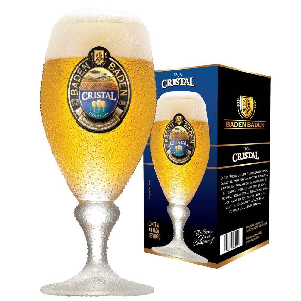 Taça de Cerveja Baden Baden  385ml