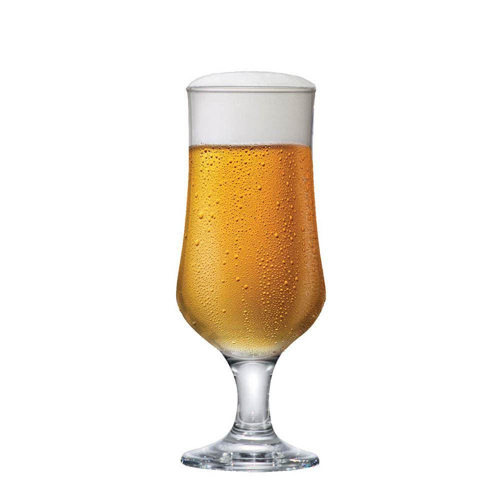 Taça de Cerveja Barcelona G Vidro 370ml