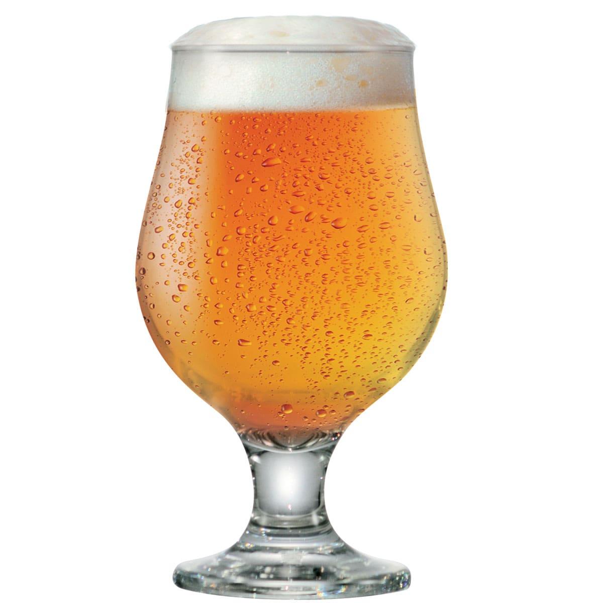Taça de Cerveja Beer Master Vidro 380ml