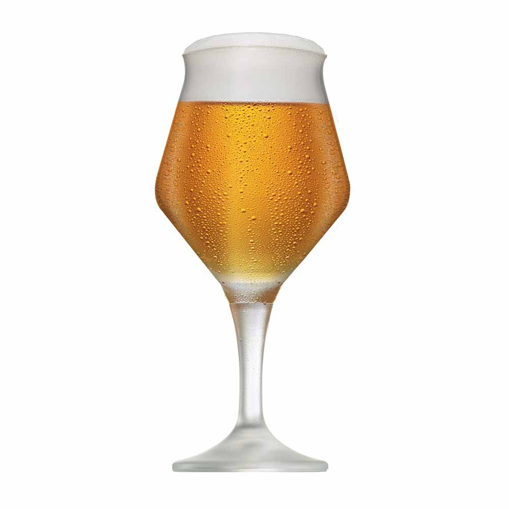 Taça de Cerveja de Cristal Beer Sommelier Alta 430ml