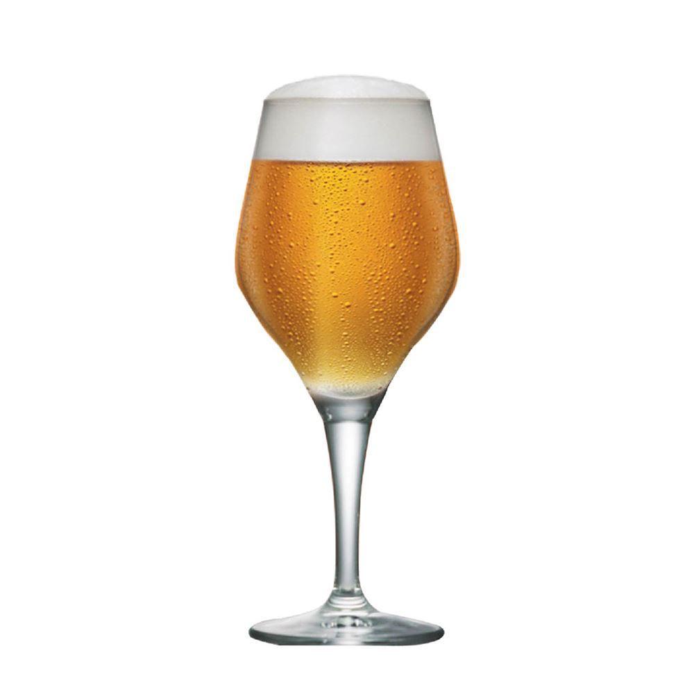 Taça de Cerveja Beer Sommelier Elegance Cristal 615ml