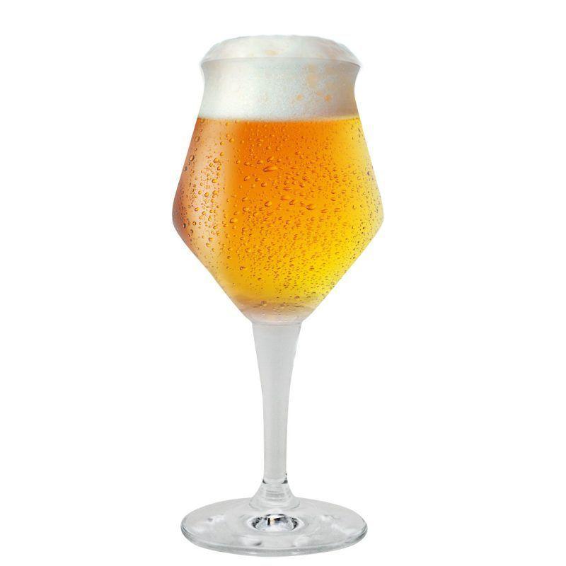 Taça de Cerveja Cristal Beer Sommelier Alta 430ml