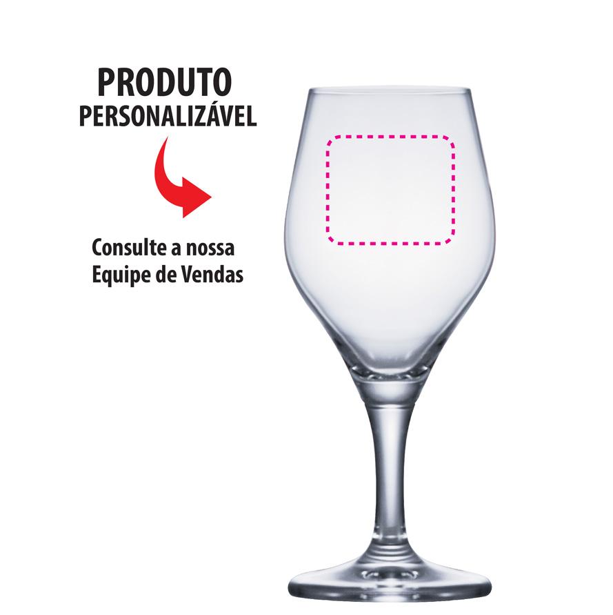 Taça de Cerveja Cristal Ronceva 410ml 4pcs
