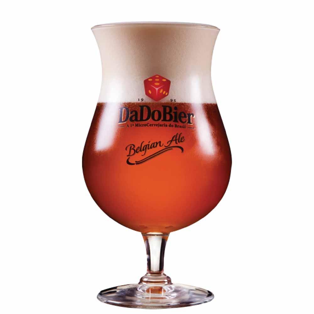 Taça de Cerveja Dado Bier Belgian Ale Cristal 645ml