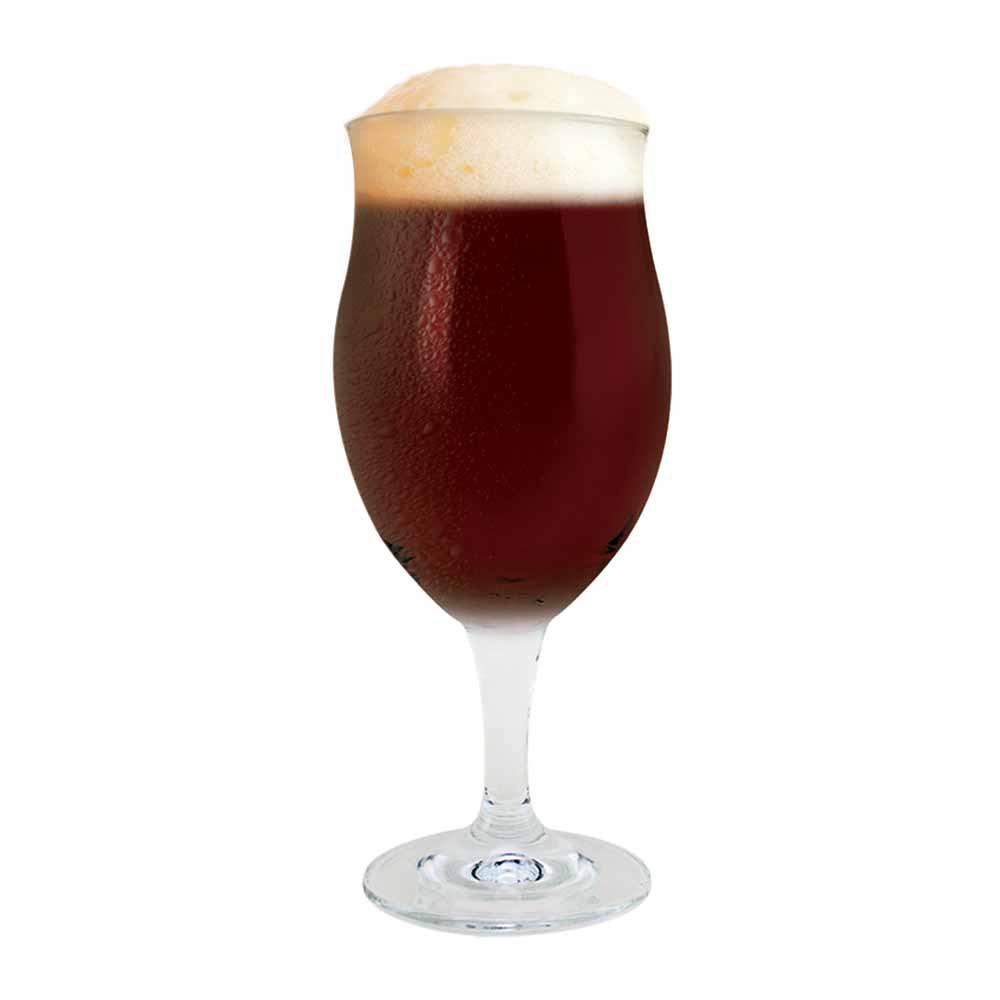 Taça de Cerveja de Cristal Dark Bier 440ml