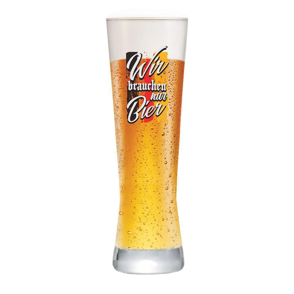 Copo de Cerveja Frases de Boteco All We Need Wir Polite 280ml