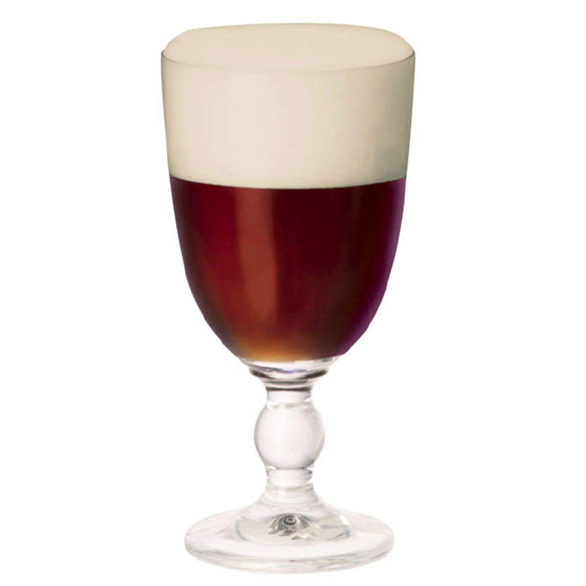 Taça de Cerveja Cristal Globet Carolus 365ml QE