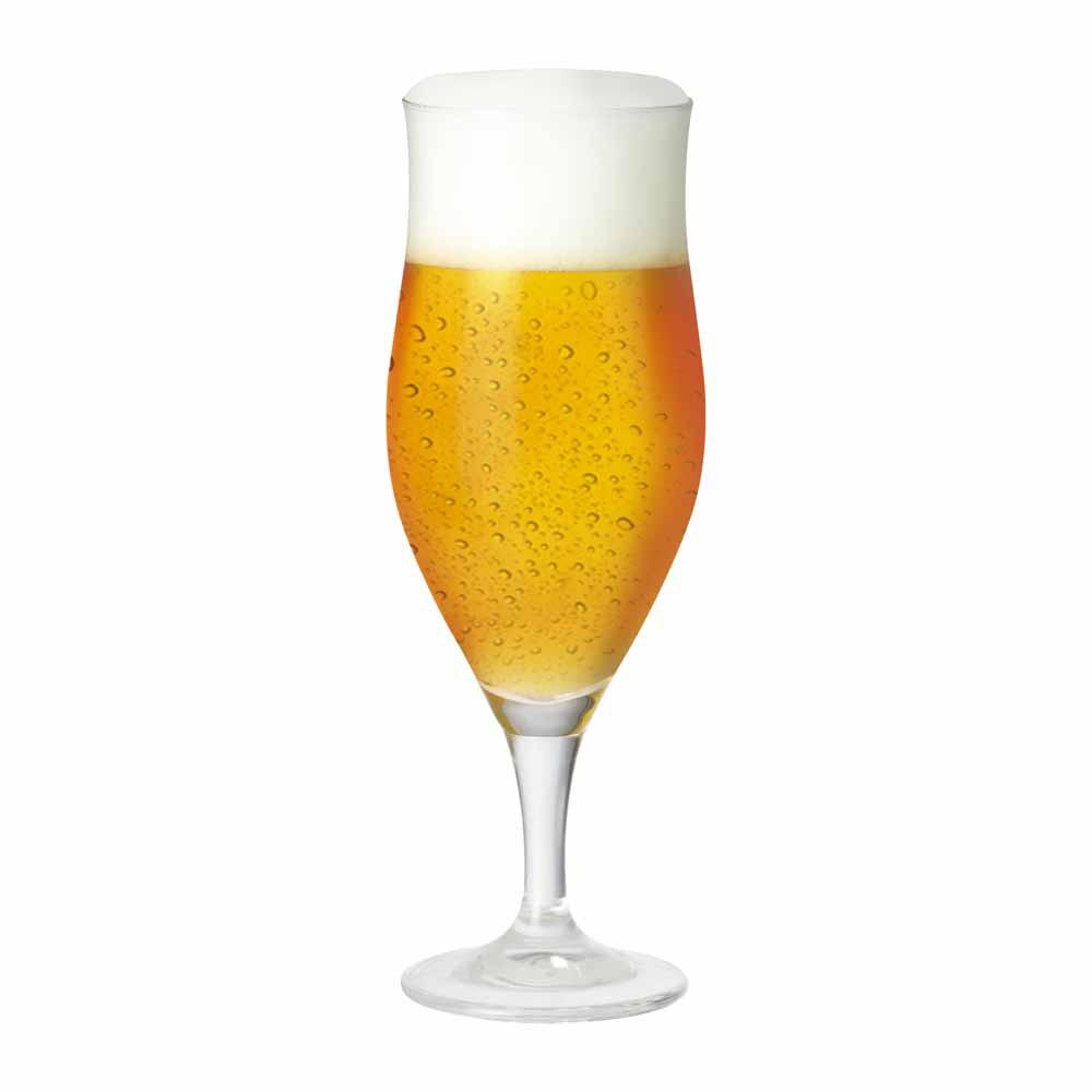 Taça de Cerveja de Cristal Lubzer M 340ml