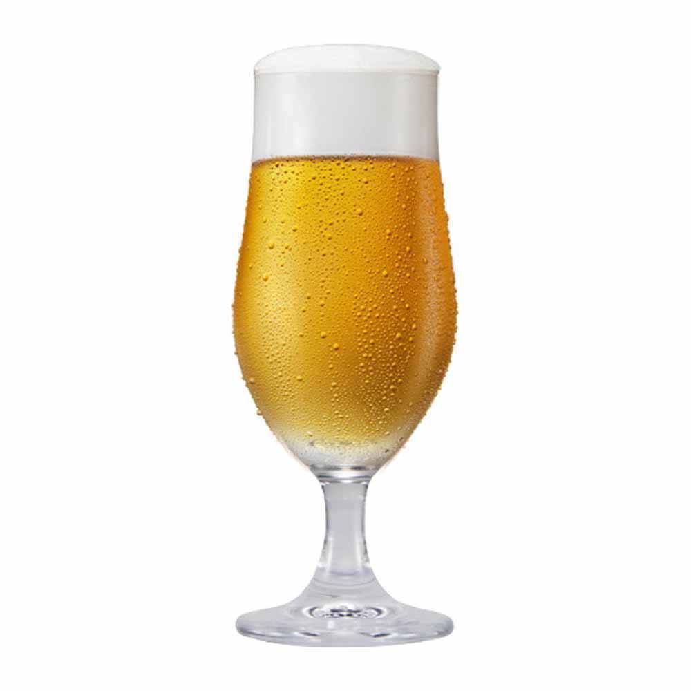 Taça de Cerveja de Cristal Nevada M 370ml