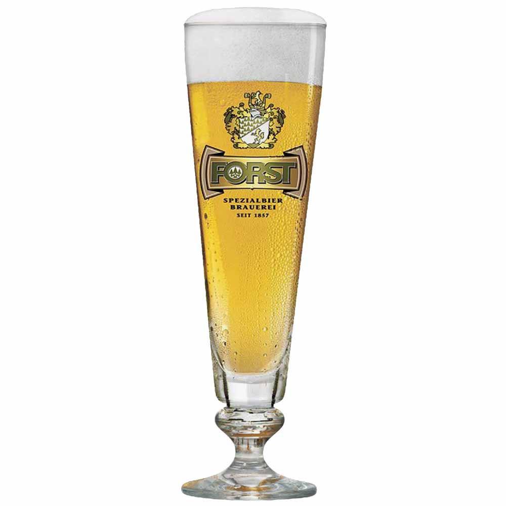 Taça de Cerveja Rótulo Frases Tulipa Meran 0,4 Cristal 500ml