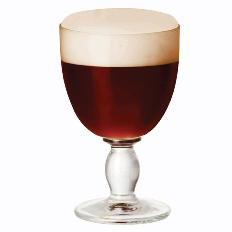 Taça de Cerveja de Cristal Trappisten 460ml