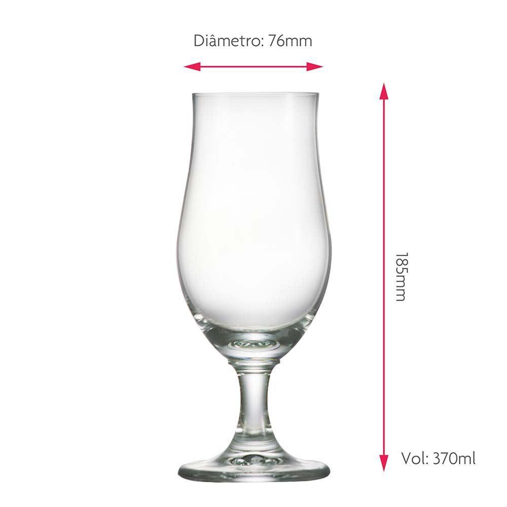 Taça de Cerveja Weltenburger Urtyp Hell Cristal 370ml