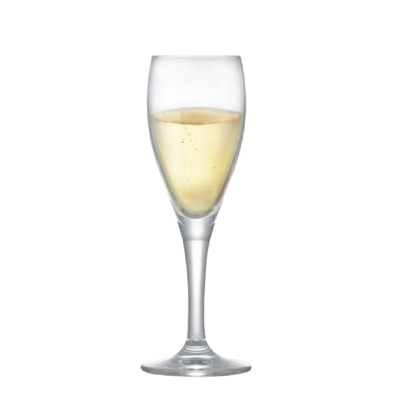 Taça para Champagne Arcadia Cristal 155ml