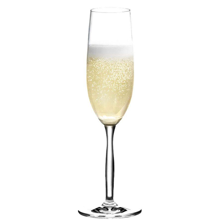 Taça para Champagne Ritz Cristal 195ml