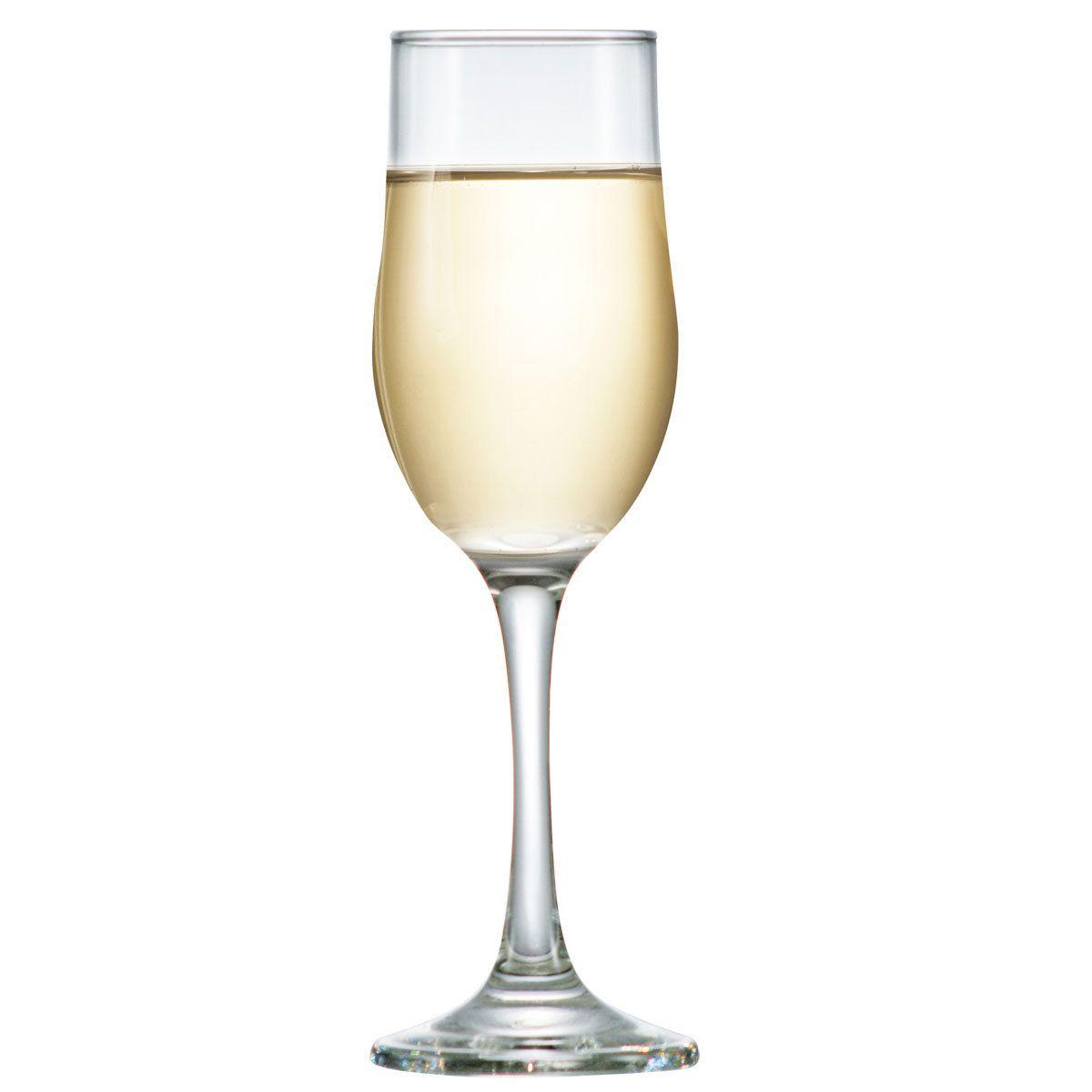 Taça de Champagne Barcelona Vidro 210ml