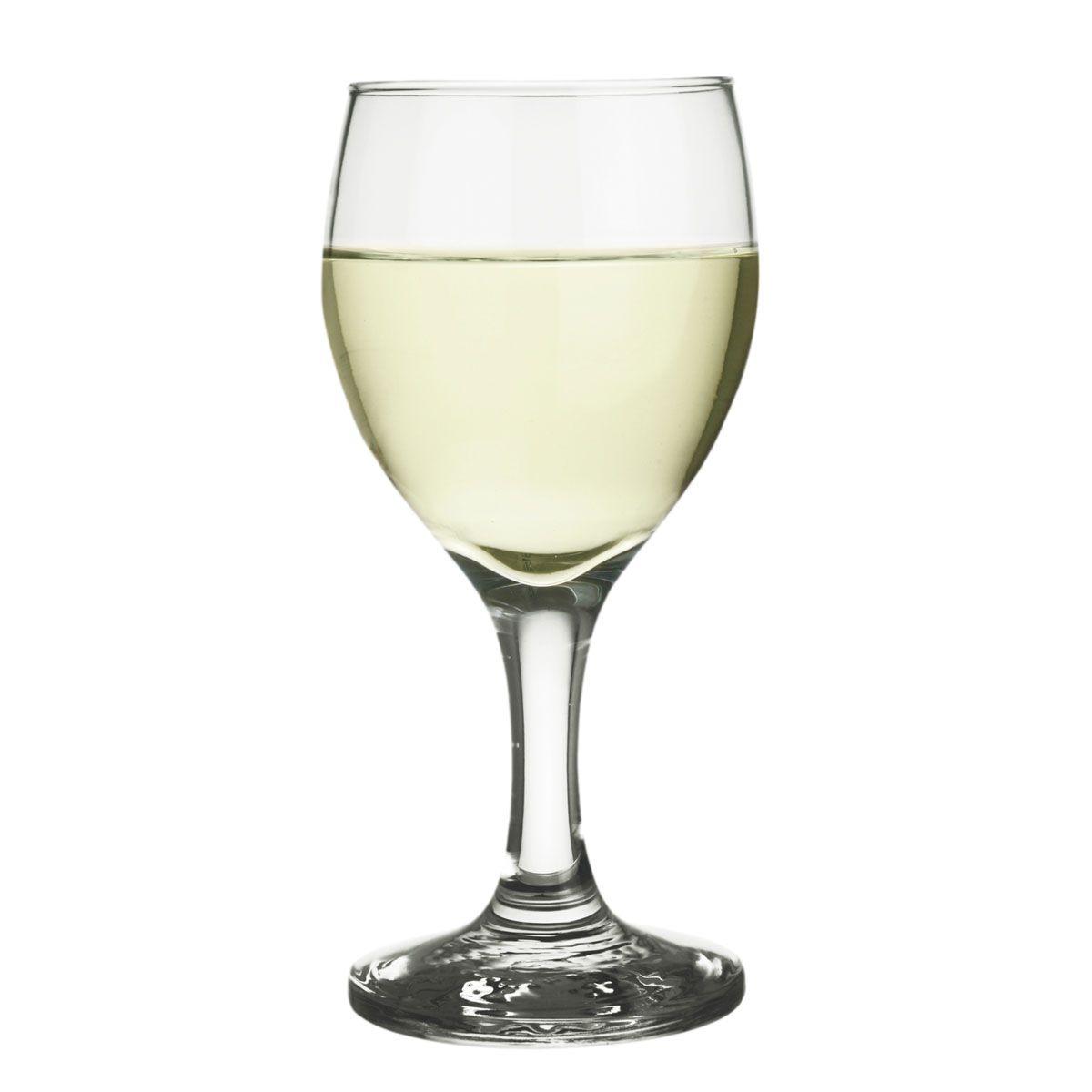 Taça de Vinho Branco Vidro América 190ml
