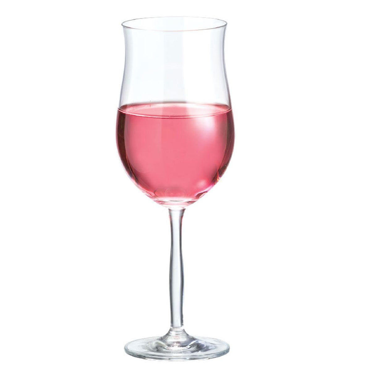 Taça para Vinho Rose Bordeaux Rose Cristal 430ml