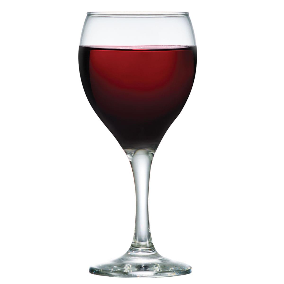 Taça de Vinho Tinto Vidro Akron 335ml