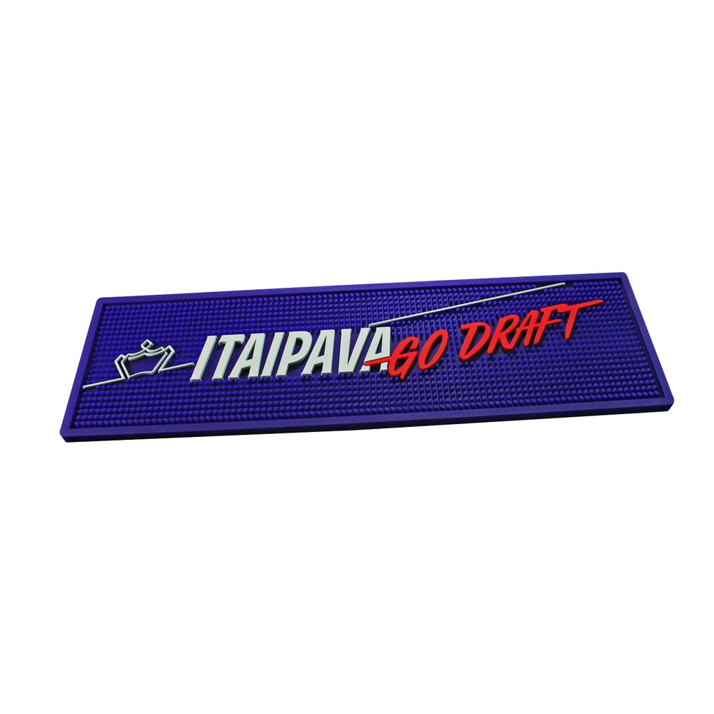Tapete para Copos Emborrachado Itaipava Original Bar Mat