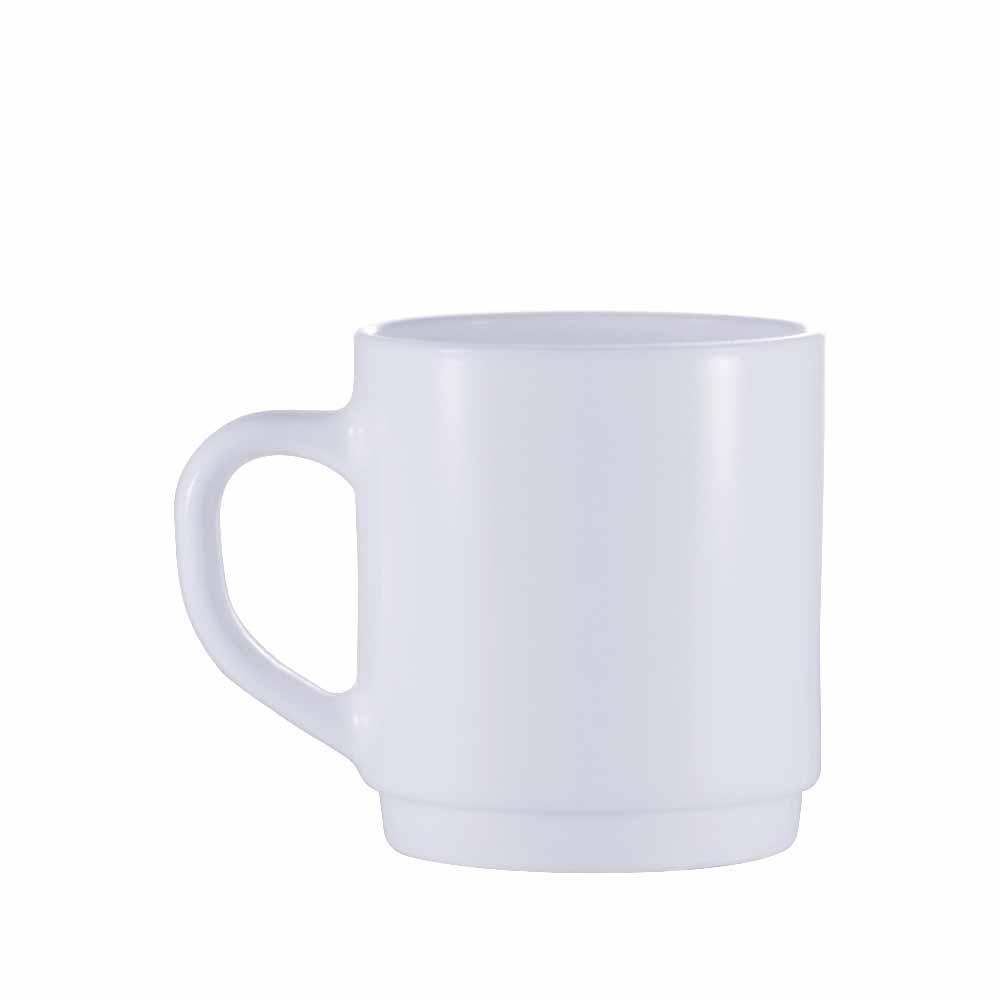 Caneca de Café de Vidro Meu Mozão de 310ml 2 Pcs