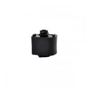 Adaptador de Trilho/Spot Eletrificado Nordecor 30x30mm 6065/N Preto
