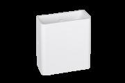 Arandela Fixa Pix 36505785 Decor LED 3W 3000k 180lm 120x120x50mm Branco