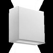 Arandela Incolustre 500.50 Effet05 2 Fachos 1L G9 110x110x45mm Branco