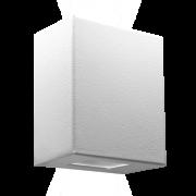 Arandela Incolustre 500.70 Effet07 2 Fachos 1L G9 120x100x90mm Branco