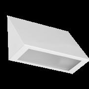 Arandela Incolustre 552.32 Mini 1L E27 210x145x90mm Branco